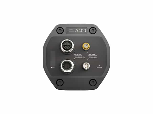 A Close Up Of A A400 Device