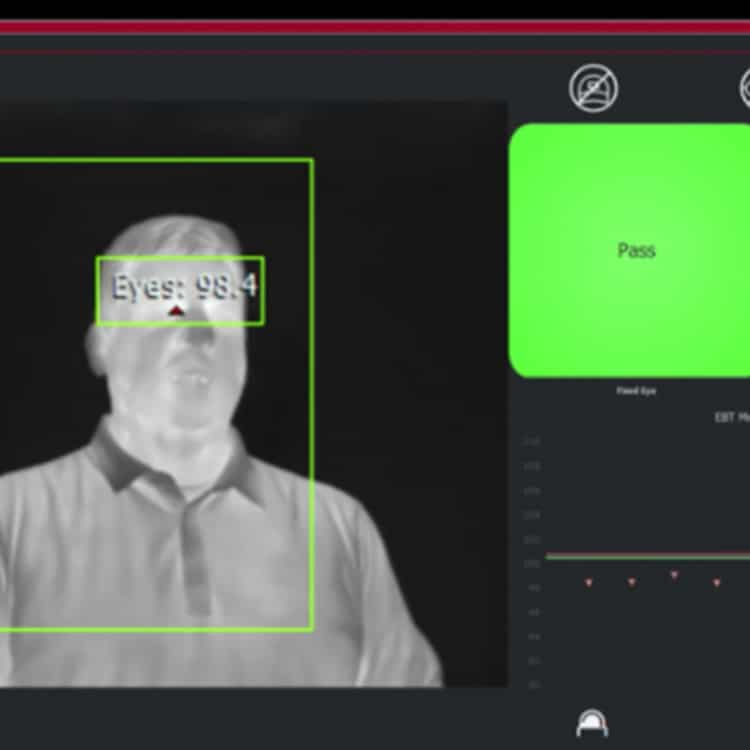 A Screen Shot Of A Man