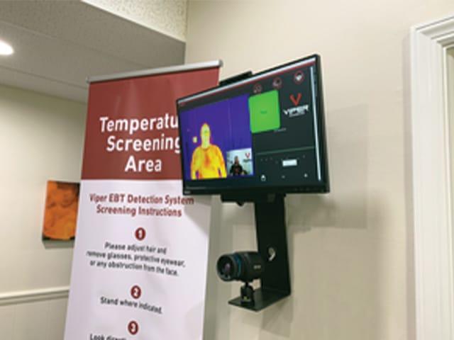 Viper Temperature Screening