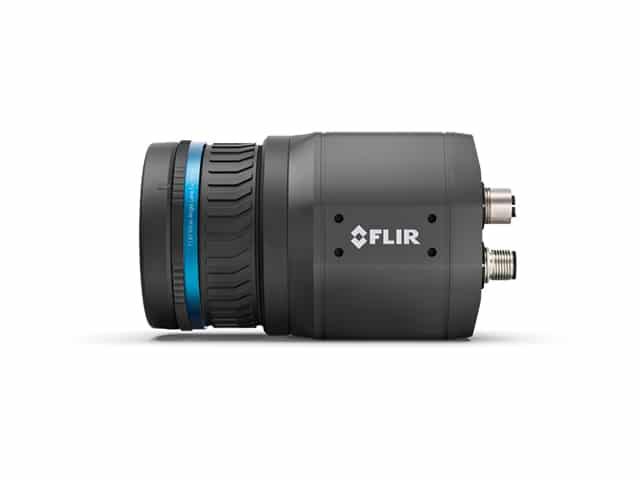 A Close Up Of FLIR Electronics