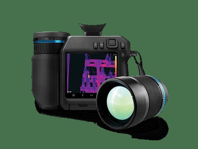 FLIR T840 Thermal Camera