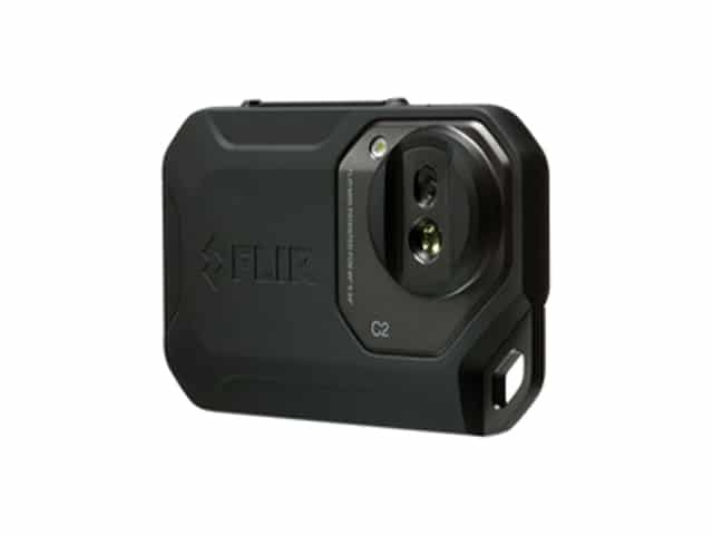 A Close Up Of A Portable Imaging Camera