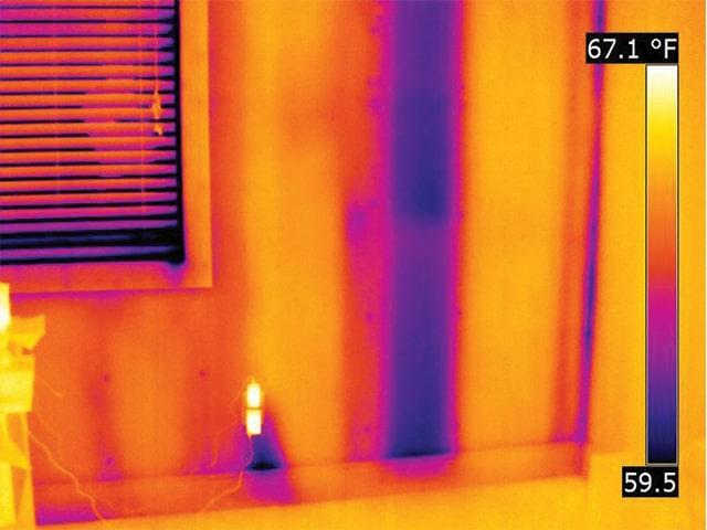 Thermal Camera Temperature Example
