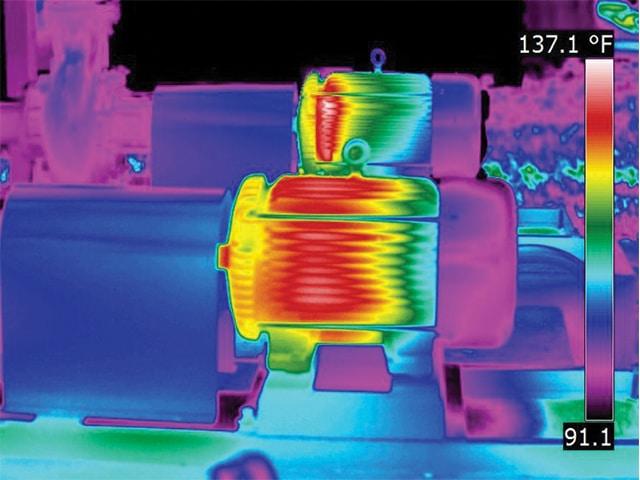 Thermal Camera Temperature