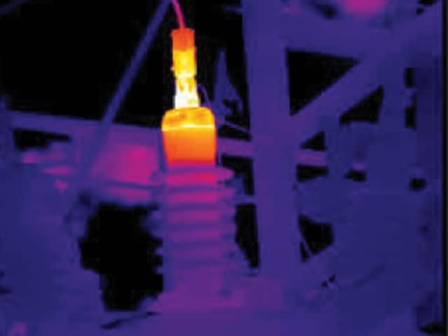 Infrared Camera Example