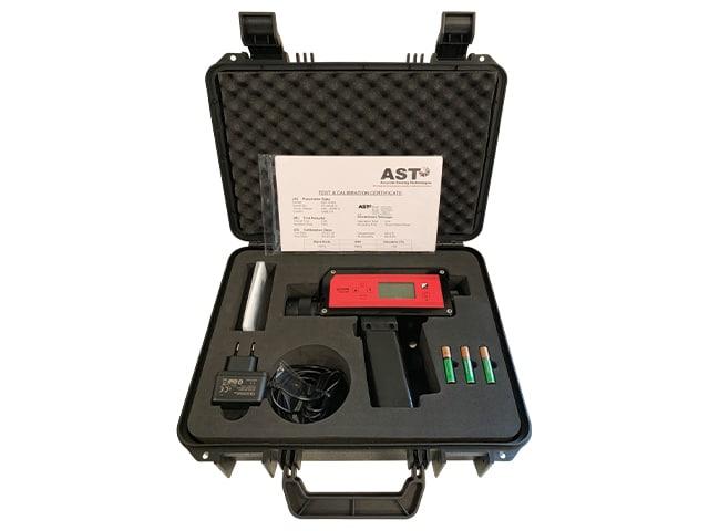 Portable Pyrometer Case