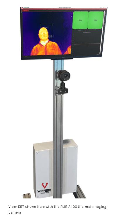 body temperature measurement system